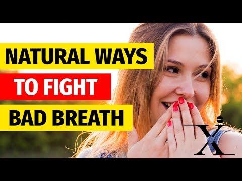 termékek, amelyek kiküszöbölik a lehelet szagát