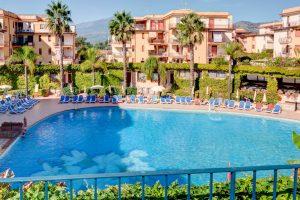 caesar palace hotel sicilia