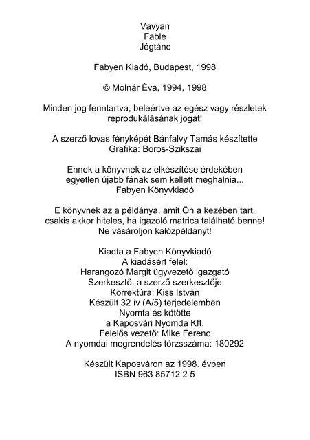 parazita eva jelszava)