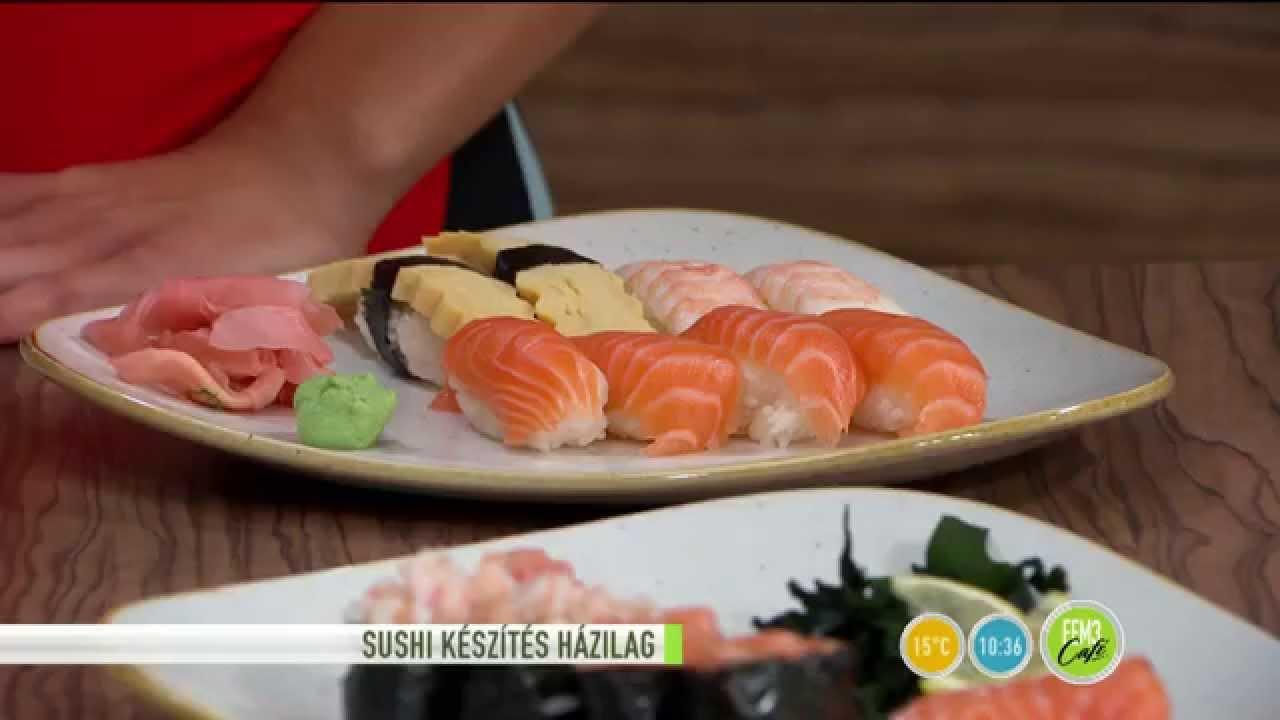 férgek a sushi- ból, mint hogy kezeljék