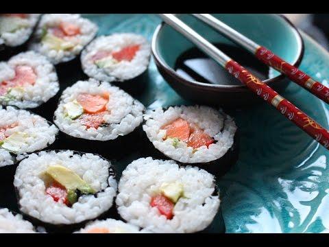 férgek a sushi ból)