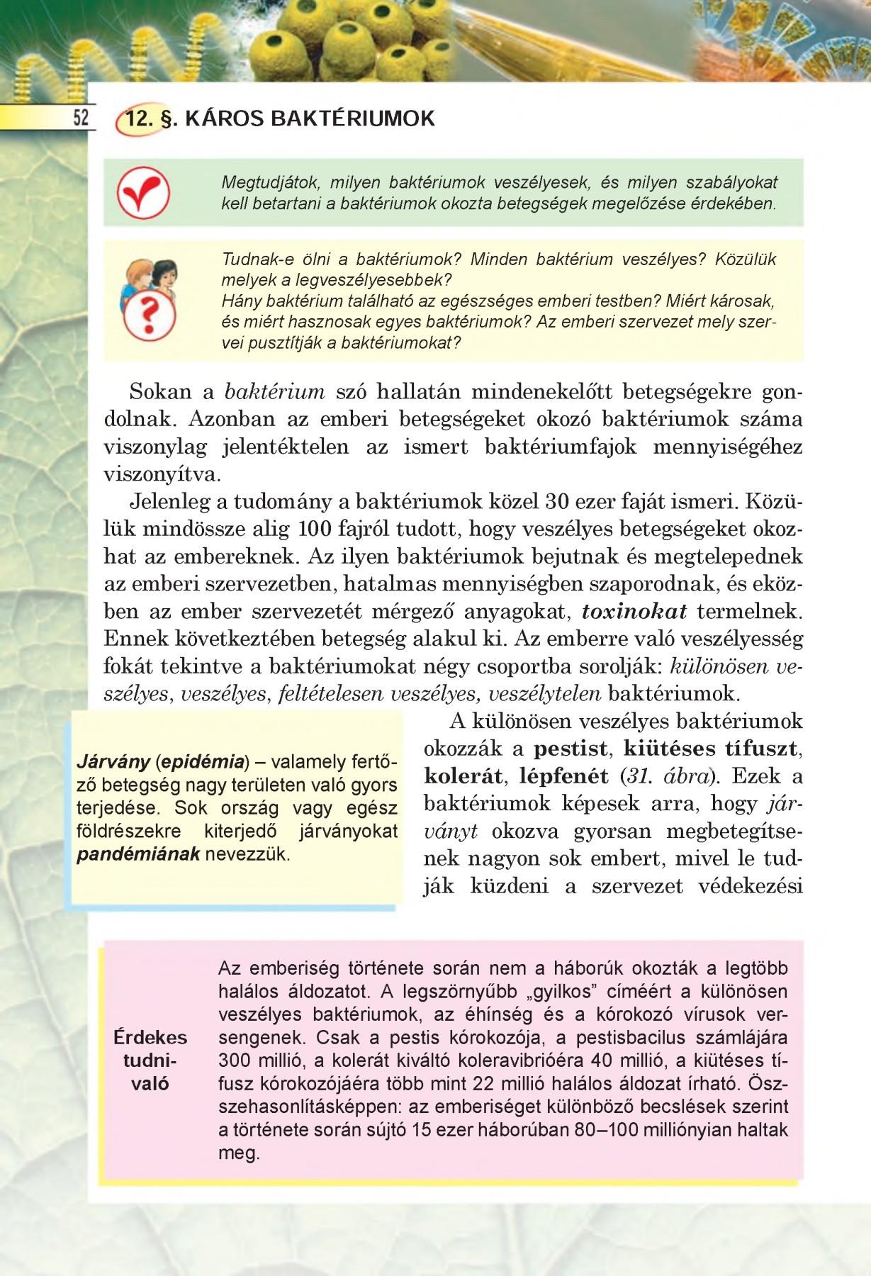 trichinella káros