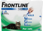 Frontline fülatka. A fülrühösség