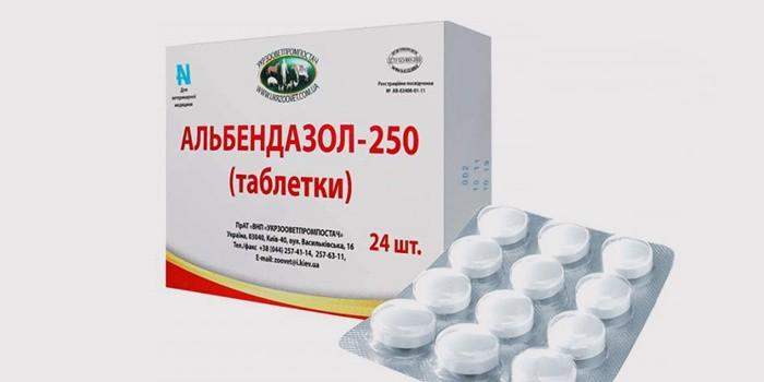 gyógyszerek fascioliasis ellen)