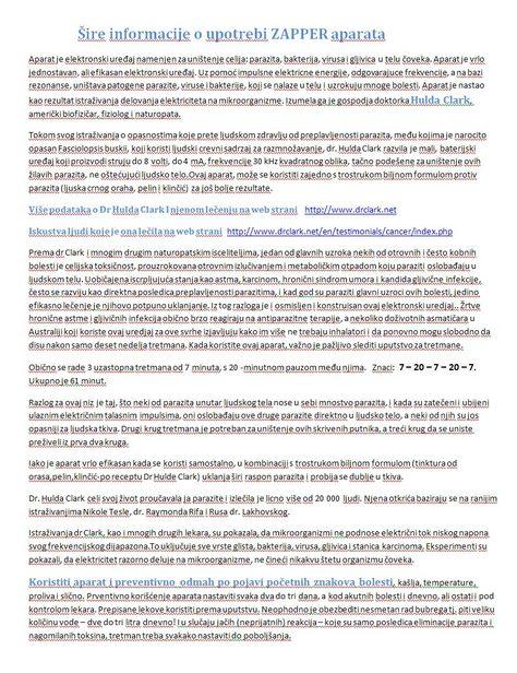 Parajdi só - Dr. Hulda Clark és a parazitaelmélet