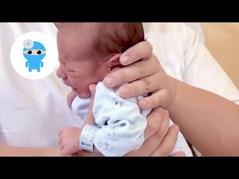Bélféreg – Hogyan szabaduljunk meg tőle?, Csecsemők paraziták kezelése