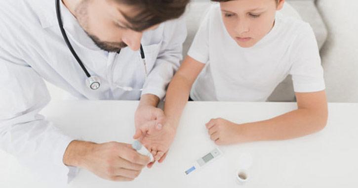 cukorbetegség tünetei gyerekeknél
