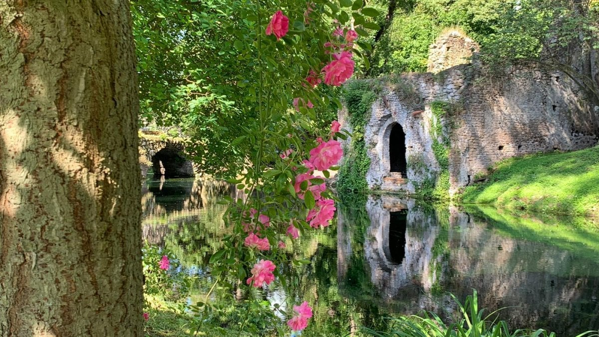 i giardini di ninfa sito ufficiale