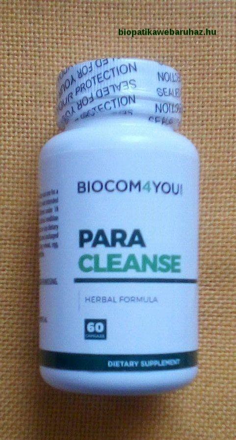 gyógynövényekkel távolítsa el a parazitákat a testből)