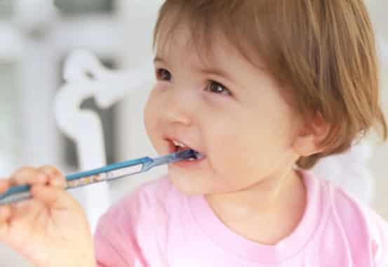 2 éves gyereknek rossz a lehelete)