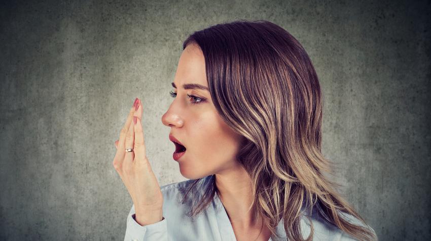 hogyan állapítható meg, hogy a szájszag rossz