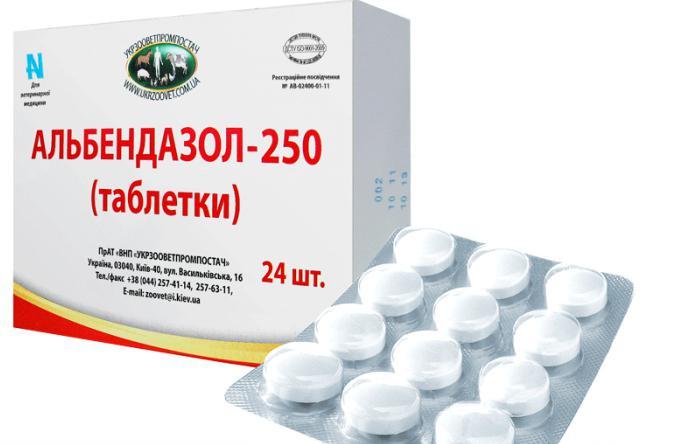 modern anthelmintikus gyógyszerek széles spektrumú hatással