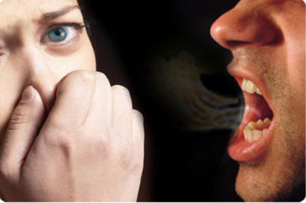 a rossz lehelet nemcsak a szájból származik
