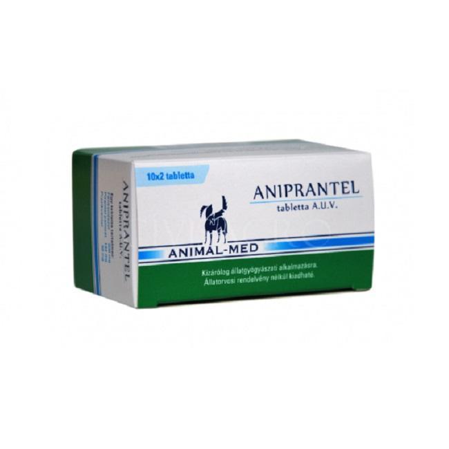 aniprantel cat féreghajto tabletta