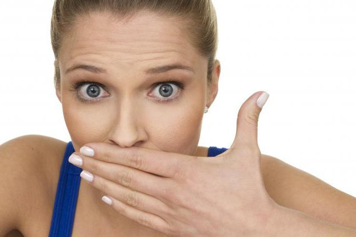 hogyan lehet megszabadulni a pezsgő szagától a szájtól)