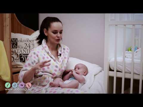 A férgek szoptatásának kezelése