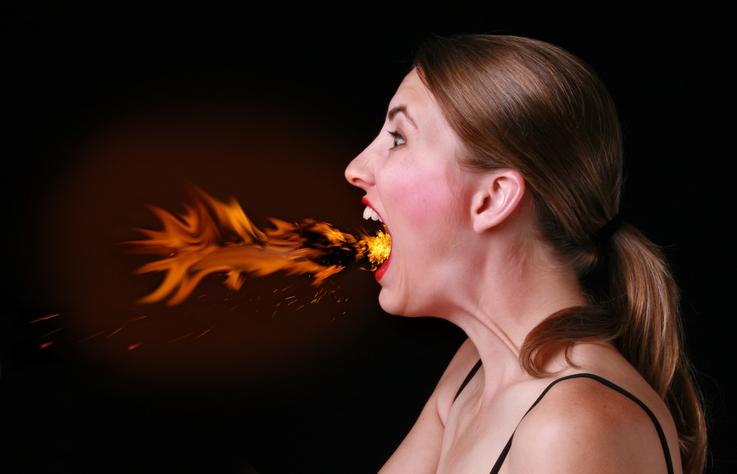 égett gumi szájszag