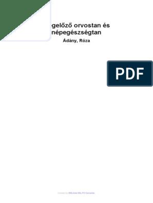 Strongyloidosis szarvasmarhakezelés