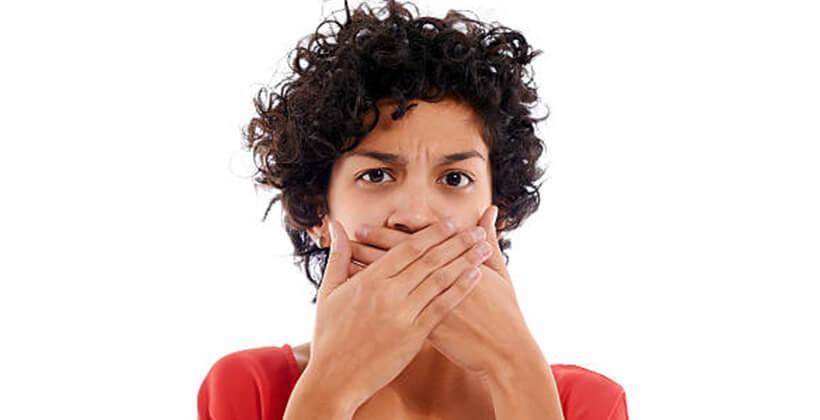 szájszag csökken