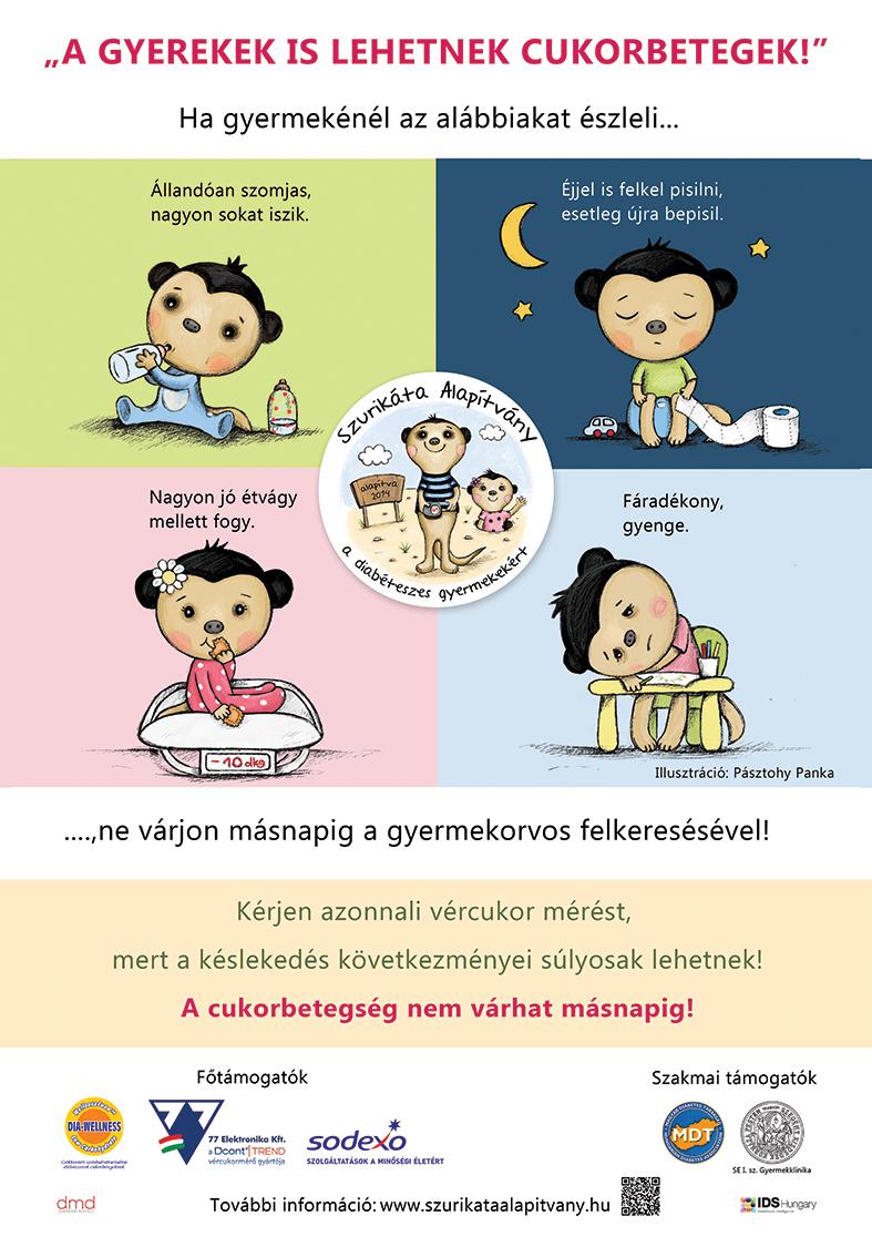 csecsemőkori cukorbetegség tünetei)