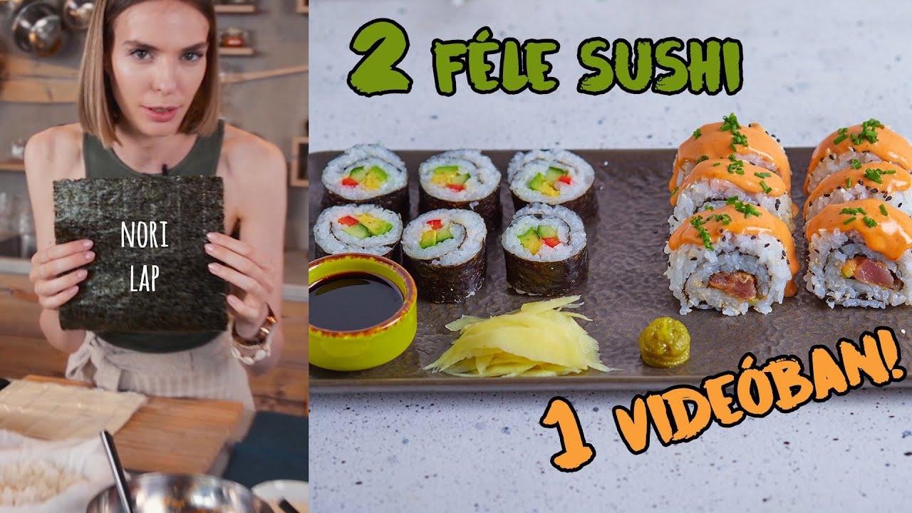 férgek a sushi- ból, mint hogy kezeljék)