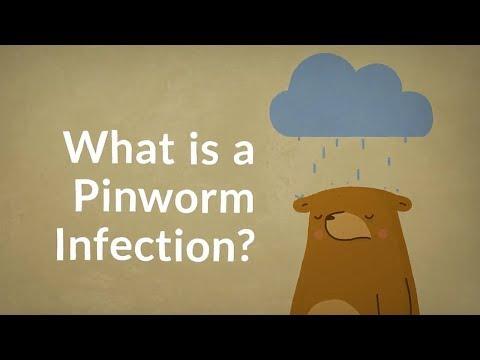 hogyan lehet felismerni a pinworms et