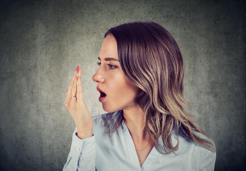rossz lehelet száraz száj kezelés)