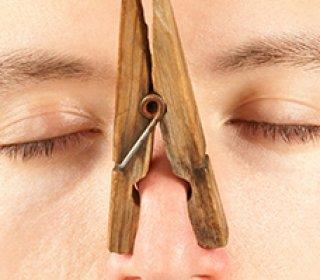 szag az orr szájából